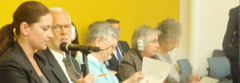 GFDD and FUNGLODE Deliver Intervention during Fifth High-Level Meeting on Financing for Development