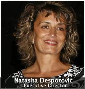 Natasha Despotovic Executive Director Welcome
