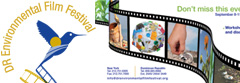 GFDD and FUNGLODE present the Dominican Republic Environmental Film Festival, September 8 - 11, 2011
