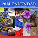 "Encapsulating Dominican Republic's beauty, richness, great cultural diversity and traditions, GFDD's 2014 Calendar ""All Things Dominican"" is now available on-line and in print!"